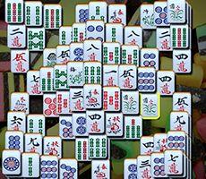 Mahjong 3d Inteligencia