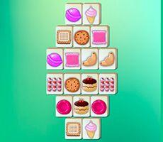 Mahjong Candy Cane