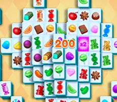 Mahjong Candy Connect