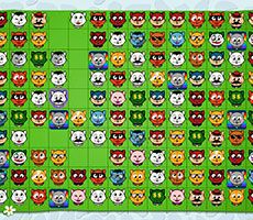 Juegos Mahjong de Gatos gratis (Cat Connection)