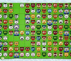 Mahjong Gatos