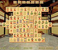 Mahjong Parejas
