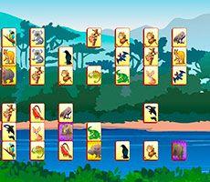 Mahjong Safari