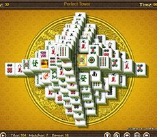 Tower Mahjong