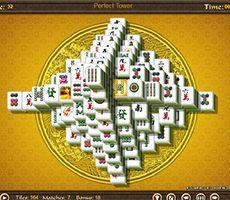 Tower Mahjong